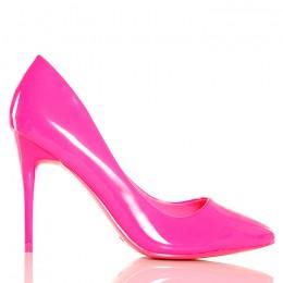Czółenka - Fantastyczne Różowe Neonowe Klasyki