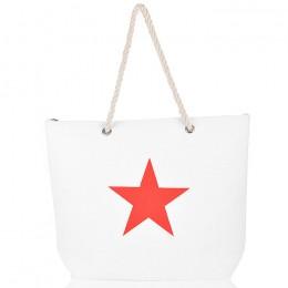 TOREBKA STAR - WHITE
