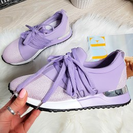 Trampki Designerksie Różowe Adidasy 8193