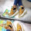 Trampki Kolorowe Podwyższane Adidasy 8440
