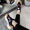 Trampki Kolorowe Adidasy - Fantazyjna Podeszwa 8693
