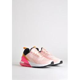 Trampki Różowe Sportowe Adidasy na koturnie 9735
