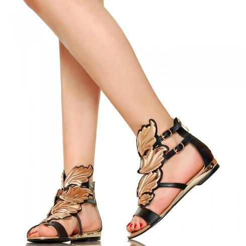nie - Złote Skrzydła - Fenomenalne Sandały