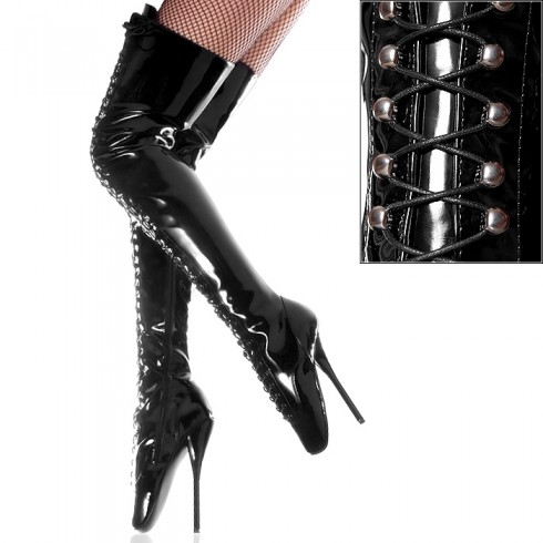 Domina Fetish High Heels Ballet