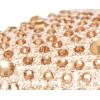 Czółenka - Złote Czubaszki Całe w Cyrkoniach