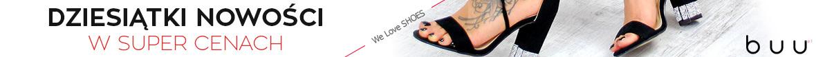 Super Ceny na wszystkie buty damskie i -50% na torebki damskie